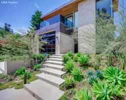 Modern Home Facade