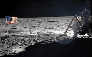 Космическая одиссея «Аполлона-11»