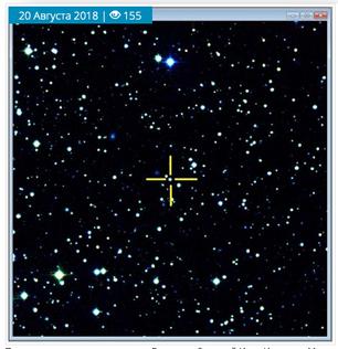 Два ульяновских школьника открыли звезды в созвездии Близнецы