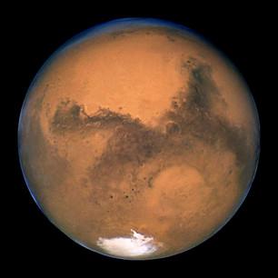 Великое противостояние Марса 2018 года
