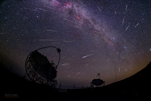 Gamma rays and Comet Dust