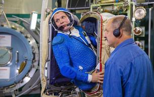 День рождения космонавта-испытателя Олега Владимировича Блинова