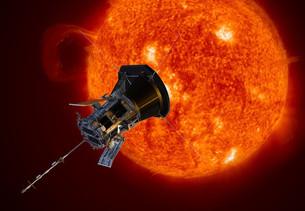 Зонд NASA «Паркер» отправился исследовать Солнце