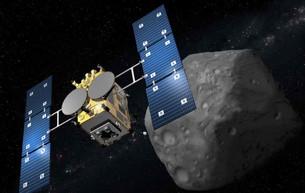27 июня космический аппарат «Хаябуса-2», запущенный в космос Японским Агентством Аэрокосмических Исс