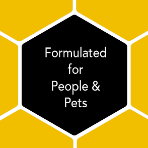 Our extracts are formulated for both People and Pets, large or small.
