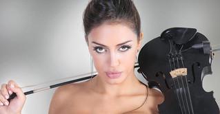 أفضل عازفة كمان في العالم ... لبنانية ! 😍🎻🇱🇧