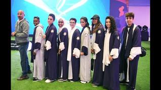 كرة القدم النسائية في المملكة العربية السعودية ! ⚽🧕🏻