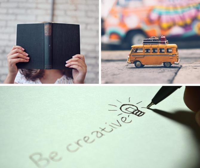 Jak rozwijać swój umysł i kreatywność w drodze do pracy?