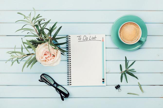 Jak zrobić listę zadań i naprawdę ją zrealizować?