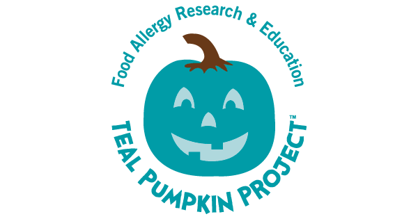 Teal Pumpkin Project symbol