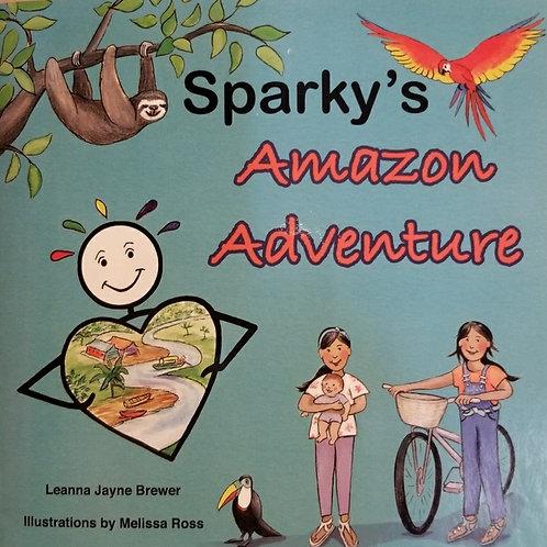 Sparky's Amazon Adventure