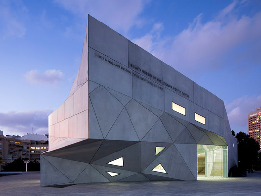 Tania Coen-Uzzielli   The Tel Aviv Museum of Art