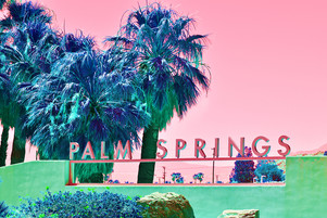 Palm Springs Welcome