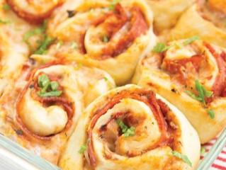 Pizza Roll-Ups!
