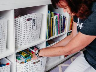 Childrens Book Organization
