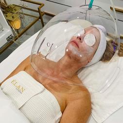ÉLAN Aesthetics - Glass O2 Dome Facial