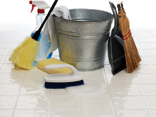 home detailing checklist