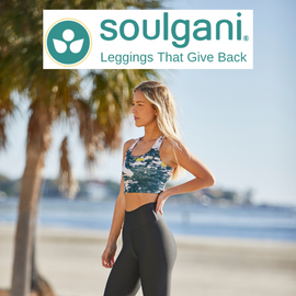 Soulgani Activewear - Leggings That Give Back