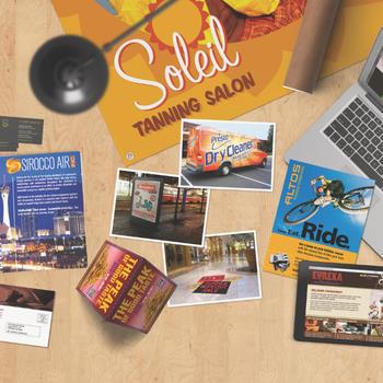 PIP - Marketing, Signs, Print