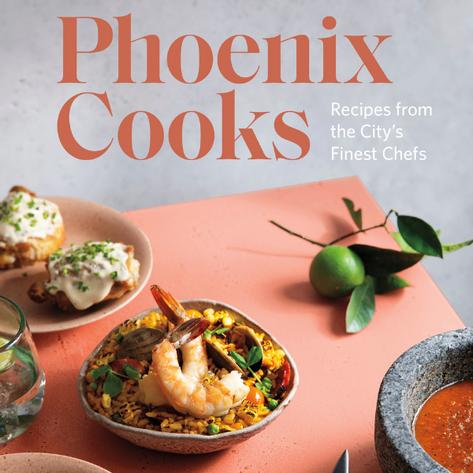 Phoenix Cooks - Christina Barrueta