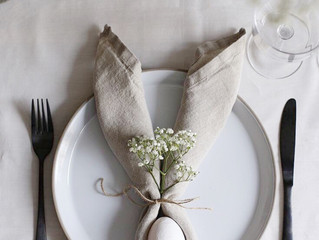 Easter Napkin DIY