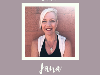 Getting to know Jana, personal assistant in Scottsdale, AZ!