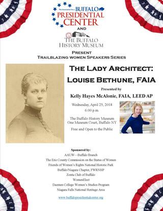 The Lady Architect: Louise Bethune, FAIA
