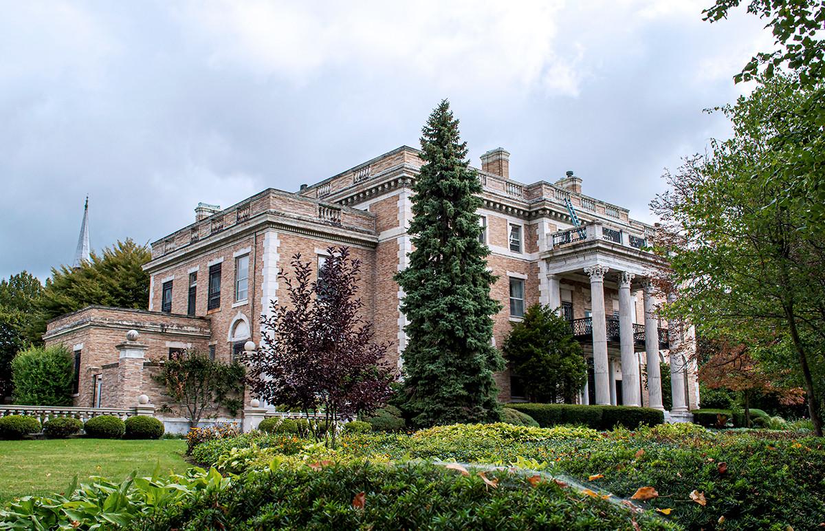 Williams-Butler Mansion