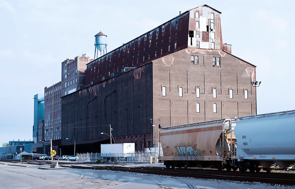 Great Northern Elevator