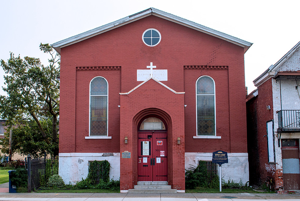 Michigan Street Baptist Church