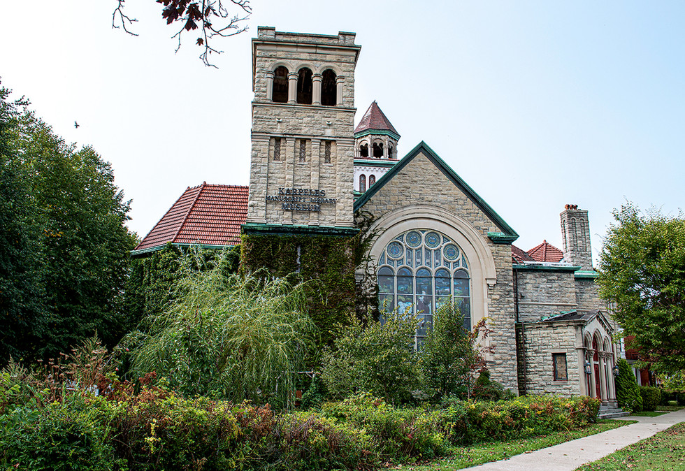 Porter Hall Karpeles Museum