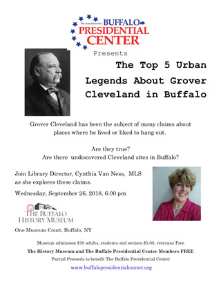 The Top 5 Urban Legends About Grover Cleveland in Buffalo