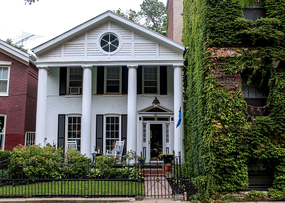 Grover Cleveland House