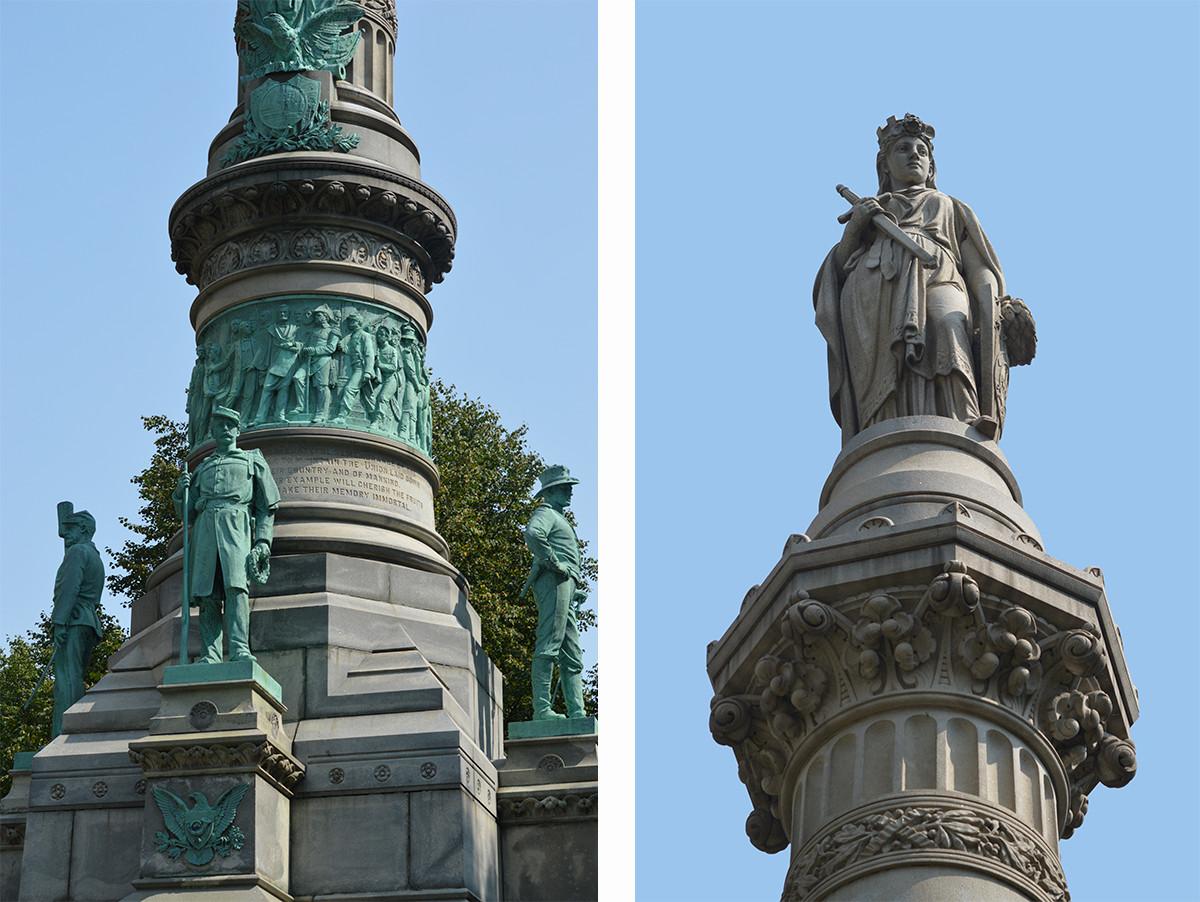 Lafayette Monument