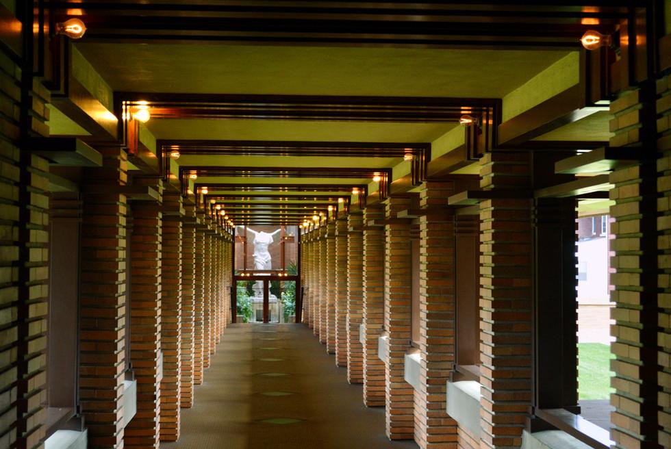 Frank Lloyd Wright's Martin House Complex