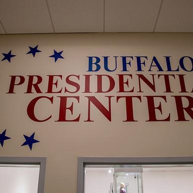 Visit Buffalo Niagara Article: The Buffalo Presidential Center Opens