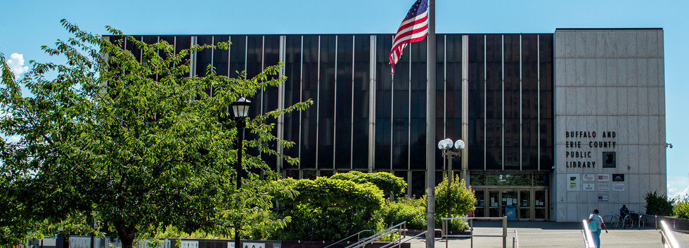 Buffalo and Erie County Public Library