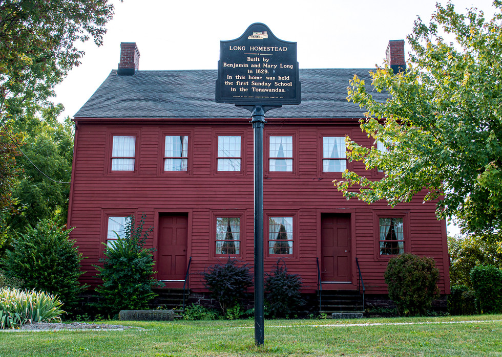 Benjamin Long Homestead