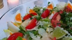 Buffet in der Alten Färberei: Salate