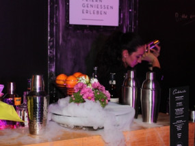 Cocktails in der Alten Färberei