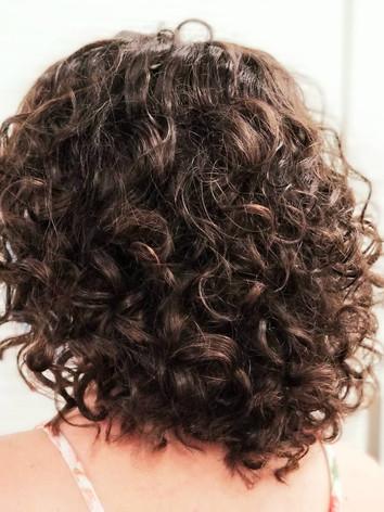 Soft Natural Curls