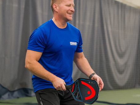 THE BENEFITS OF PICKLEBALL