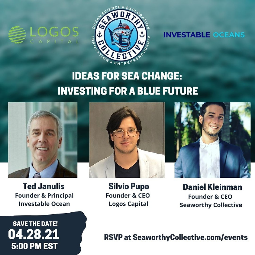 Ideas for Sea Change: Investing for a Blue Future