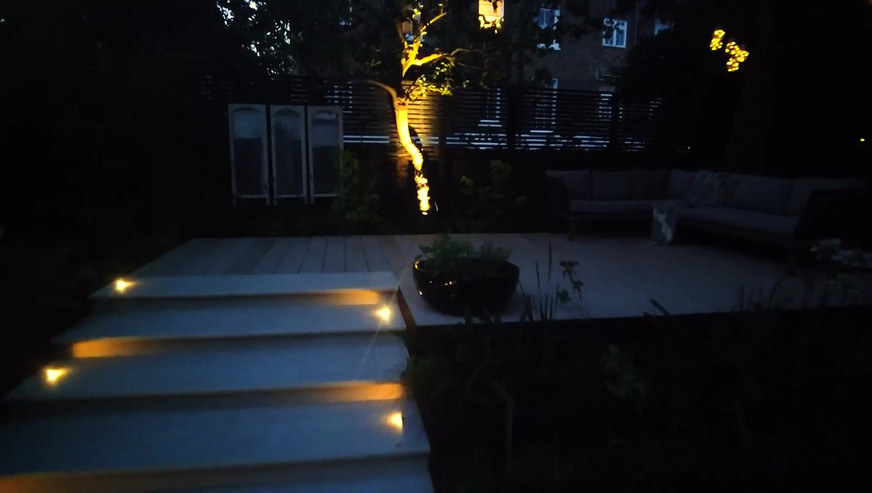 Taryn Ferris Garden Design - (Video Credit Adam Azmy) - De Beauvoir Town