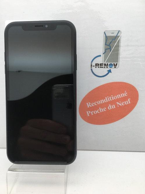 iPhone XR Noir 64 Go (158)