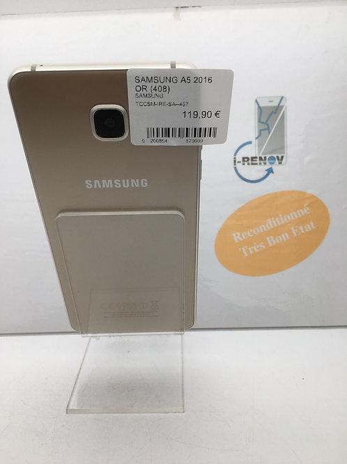 Samsung A5 2016 Or (408)