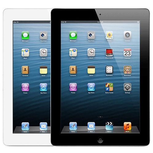 Réparation Vitre Tactile iPad 4