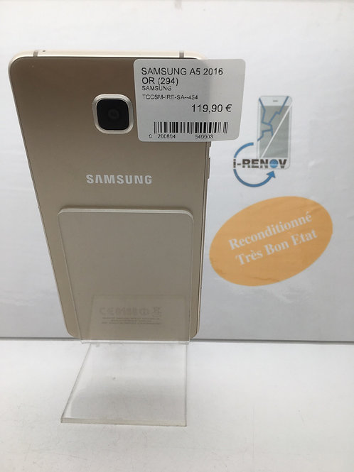 Samsung A5 2016 Or (294)