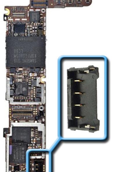 Réparation connecteur batterie iPhone 4 / 4S