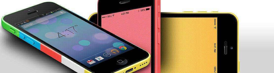 Réparation réparateur ecran iPhone 5C saint-dié raon-l'etape vosges